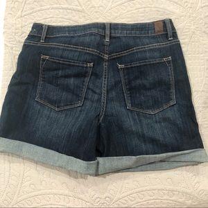 Vera Wang Shorts - 🔴Simply Vera Wang Jean shorts size 8